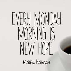 Happy Monday :) #IDoLikeMondays x