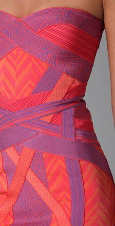Love this dress! #MallyTrends