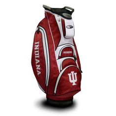 Team Golf Indiana University Victory Cart Golf Bag - Golf Equipment, Collegiate Golf Products at Academy Sports