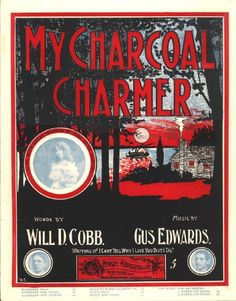 WONDERFUL A4 GLOSSY PRINT - 'MY CHARCOAL CHARMER' (A4 PRINTS - VINTAGE SHEET MUSIC / SONG BOOK COVERS) by Unknown http://www.amazon.co.uk/dp/B004IT5EKA/ref=cm_sw_r_pi_dp_xi2ovb0355H0K