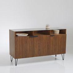 Buffet vintage, 3 deuren, 3 nissen, Watford La Redoute Interieurs - Buffetkast