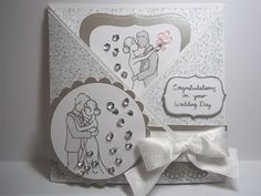Unless you plan to invite, like, hundreds people to your wedding, DIY wedding invitation card surely is a truly interesting idea to accomplish. Wedding Card Ideas To Make, Wedding Gift List, Diy Wedding Video, Card Box Wedding, Wedding Card Design, Wedding Cake, Wedding Ideas, Funny Wedding Cards, Wedding Cards Handmade