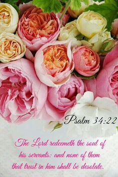 Psalm 34:22 KJV