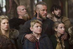 Ragnar's family..Vikings