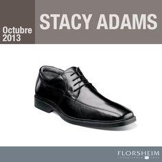 Un calzado imprescindible en el armario de todo hombre #StacyAdams #Florsheim #classic