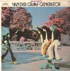 Canterbury, Van Der Graaf, Jazz, Album Covers, Spanish, Music, Artist, Rockers, Painting