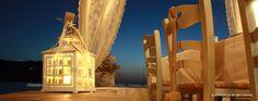 a Romantic Wedding Decoration in Syros island, Greece. Wedding Decorations, Romantic, Island, Wedding Decor, Islands, Romance Movies, Romantic Things, Romance