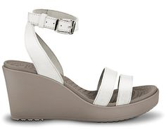 Crocs™ Women's Leigh Wedge | Womens Wedge | #Summer Style #Shoes #Crocs For great summer styles, shop http://www.crocs.com/comfortable-summer-footwear/summer-shoes,default,sc.htm