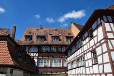 Fachwerkhaus in Bamberg