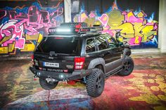 Comprehensive modification Off Road- Jeep Grand Cherokee WK Jeep Commander Lifted, Lifted Jeep Cherokee, Jeep Grand Cherokee Laredo, Jeep Grand Cherokee Limited, Jeep Cars, Jeep Truck, Off Road Jeep, Jeep Wk, Custom Jeep