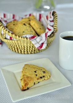 Cream Scones --> i want these for breakfast. today. thanks, @Jo-Lynne Shane