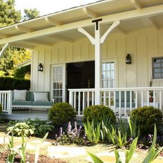 California Ranch Style- board and batten