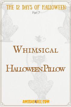 Halloween pillow, halloween decor, halloween ideas, halloween costume, diy halloween pillow, diy halloween home decor, halloween home decor, spooky, halloween ghosts, halloween bats