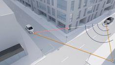 (video) New radar allows cars to spot hazards around corners