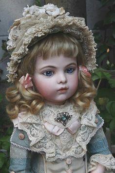 Beautiful Bru French doll.