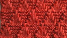 Easy and beautiful Knitting design for all. Baby Knitting Patterns, Knitting Stiches, Cable Knitting, Knitting Videos, Knitting Charts, Knitting Designs, Stitch Patterns, Youtube Model, Reverse Braid