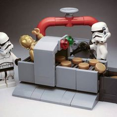 """Hey droid! You're gold!"" Congratulations to the LEGO HUB Photographer of the..."