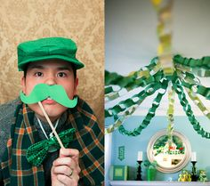 Decorating ideas for St. Patties Day!