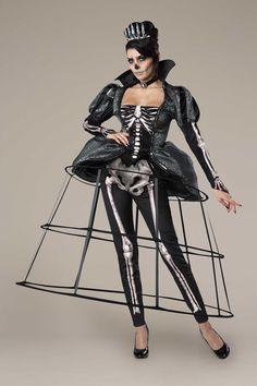 Skeleton Queen Costume for Women: #Chasingfireflies $199.00