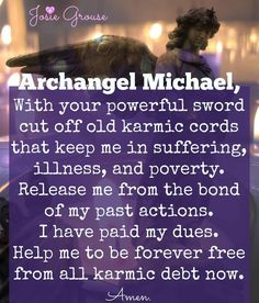 Cutting cords with Archangel Michael ✂ Every morning I cut all cords. This is a part of my wake up and rise routine. Reiki, Motivation, Archangel Prayers, Bible Prayers, Angel Healing, Mom Prayers, Powerful Prayers, Novena Prayers, St Michael