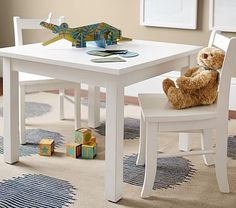 My First Table & Chairs. Ikea has versions for about a tenth of the cost.