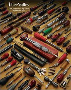 2013/14 Woodworking Catalog Cover