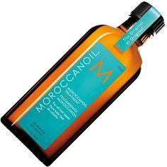 ¡Pelo Brillante en un Segundo! Éste fin de semana, no salgas de casa sin haberte puesto tu aceite Moroccanoil! www.arganhairoil.es