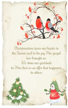 Didi @ Relief Society: Family and Friends Forever - First PresidencyDecember 2013 Message, handout
