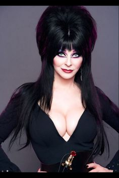 Mistress of the dark Elvira