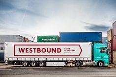 Heinz Schauperl Logistics - Branding on Behance Branding, Brand Identity, Web Design, Trucks, Behance, Group, Past, Proud Of You, Knowledge