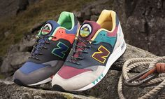size 40 e03ac 20832 New Balance pays tribute to daredevil mountaineers with the