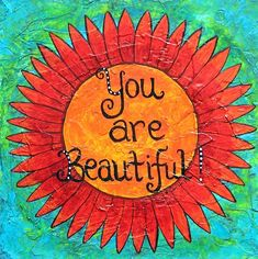 You are Beautiful Inspirational Quotes Pictures, Uplifting Quotes, Spiritual Gifts, The Way You Are, You Are Beautiful, Crystals And Gemstones, This Is Us, Neon Signs, Outdoor Decor
