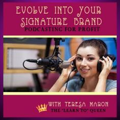 Learn to create all your content with one easy system to bring people to action with host Teresa Maron, @podcastingbypro  content marketing expert.  Tune in to hear our pro's focus on choosing systems and strategies that streamline your tasks to achieve your goals at http://podcastingbyprofessionals.com/work-smart-to-podcast-for-profit/  #ContentMarketing #Podcast #P4PShow