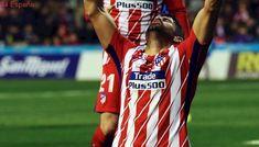 """Diego Costa: debut, gol... y susto en forma """"traumatismo directo"""" en la pierna"""