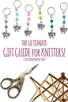 The Ultimate Gift Guide for Knitters! | littleredwindow.com