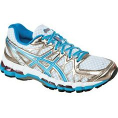Review GEL Kayano 20 Running Shoe Womens Price - The legendary Gel Kayano series celebrates its 20th anniversary in style with top of the line updates to both upper and...