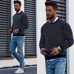 ⚪️ Today's look.. #casual #sun . . . . . der Blog für den Gentleman - www.thegentlemanclub.de/blog