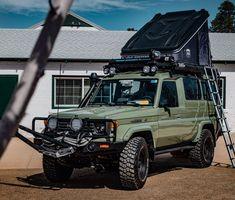 Toyota Camper, Car Camper, Off Road Camper, Landcruiser Ute, Landcruiser 79 Series, Ute Camping, Truck Camping, Overland Gear, Overland Truck
