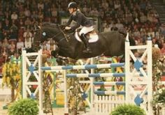 """""""Having tried most of the calming supplements on the market, I found nothing worked. I tried Nupafeed Magnesium Supplement for Horses and wish I had tried it first, I would have saved a lot of money. I use it on my top horse Orlando, who at big shows would get tense and worry, now he is relaxed and can perform to his best. I would vote Nupafeed Magnesium Supplement the best product I have found!"""" - Sopie Heaven International Show Jumper"""