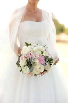 Classic Palos Verdes Cliffside Wedding by Chris and Kristen Photography - Inspired By This