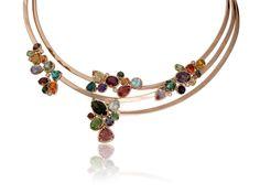 contemporary jewelry design by Randa Tabbah - Lebanon