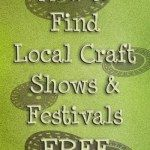 Learn how to find craft shows in your area for free. Tired of all the expensive membership sites? Here's how to find this information on your own. Tired of being charged for this info? Learn how to find local craft fairs and festivals for free. Arts And Crafts Storage, Arts And Crafts For Teens, Art And Craft Videos, Arts And Crafts Furniture, Easy Arts And Crafts, Crafts For Seniors, Arts And Crafts Projects, Diy Crafts To Sell, Diy Crafts For Kids