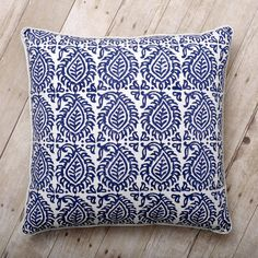 Our block print cushions are handcrafted in India using intricately carved wooden blocks. cotton and machine washable. Printed Cushions, Cushions On Sofa, Throw Pillows, Indian Bedding, Indian Block Print, Cushion Inserts, Cushion Covers, Pillow Covers, Indian Textiles
