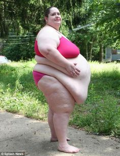 Guinness book of records fattest woman