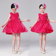 $8.98 (Buy here: https://alitems.com/g/1e8d114494ebda23ff8b16525dc3e8/?i=5&ulp=https%3A%2F%2Fwww.aliexpress.com%2Fitem%2FBS-S-Girl-Lace-Dress-Sleeveless-2016-Brand-Princess-Dress-Girls-Clothes-Rose-Red-Kids-Dresses%2F32672462430.html ) BS#S Girl Lace Dress Sleeveless 2016 Brand Princess Dress Girls Clothes Rose Red Kids Dresses for Girls Costumes  for just $8.98