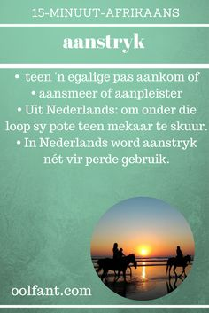 15-Minuut-Afrikaans. Afrikaanse taalleer. Waar kom daardie woord vandaan? Aanstryk. Career Quotes, Success Quotes, Wisdom Quotes, Life Quotes, Quotes Quotes, Afrikaans Language, Self Improvement Quotes, Dream Quotes, Marketing Quotes
