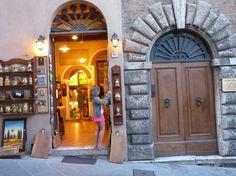 Montepulciano shoping
