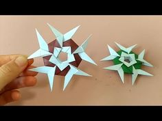 Origami Stars, Origami Flowers, Open Facebook, Origami Quilt, Origami Ball, Stampin Up, Wreaths, Quilts, Rings