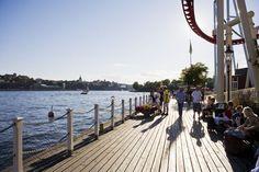boardwalk by Grönan