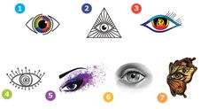 Choose One Of These Eyes And Find Out Something Special Trust Yourself, Live For Yourself, Test Image, Key Health, Funny Test, Quelque Chose, Something Special, How To Be Outgoing, Decir No